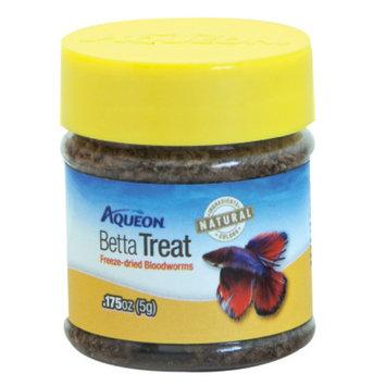 AqueonA Betta Treat Freeze Dried Bloodworms Fish Treat