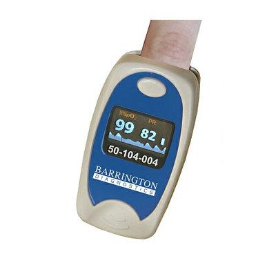 BV Medical Finger Pulse Oximeter with Case
