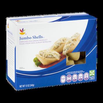 Ahold Macaroni Jumbo Shells