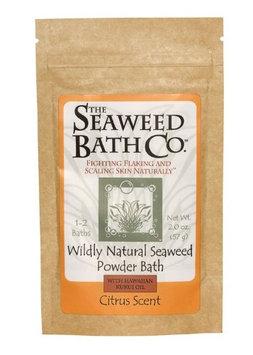 Wildy Natural Seaweed Citrus Powder Bath The Seaweed Bath Co. 2.0 oz Powder