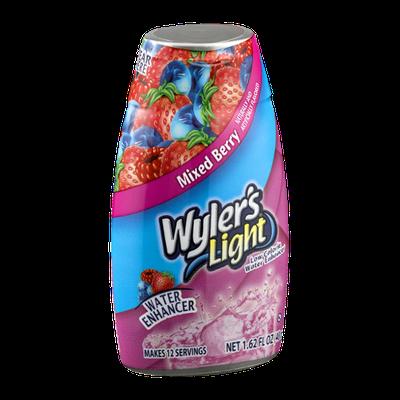 Wyler's Light Water Enhancer Mixed Berry