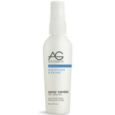 AG Spray Varnish High Voltage Shine 12 oz