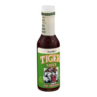Try Me Tiger Sauce, The Original, 5 FL OZ (Pack of 6)