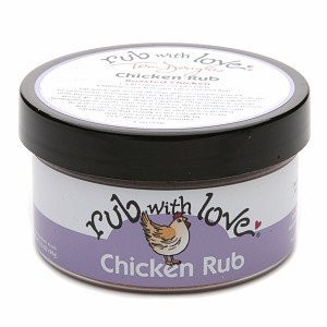 Rub With Love by Tom Douglas Chicken Spice Rub