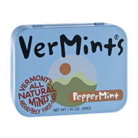VerMints PepperMint Breath Mints