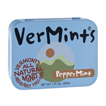 VerMints PepperMint Breath Mints