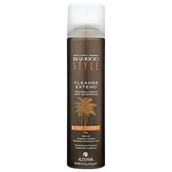 Alterna ALTERNA Cleanse Extend Translucent Dry Shampoo in Sheer Blossom or Mango Coconut Scent Mango Coconut
