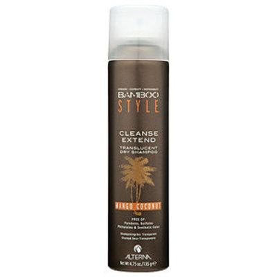 Alterna ALTERNA Cleanse Extend Translucent Dry Shampoo in Sheer Blossom or Mango Coconut Scent Mango Coconut