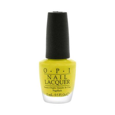OPI OPI Nail Lacquer - Life Gave Me Lemons