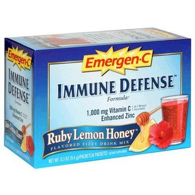 Emergen-C Immune Defense, Ruby Lemon Honey