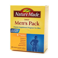 Nature Made Daily Men's Pack