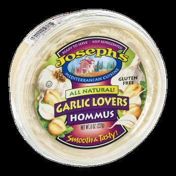 Joseph's Hommus Garlic Lover's