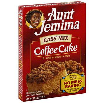 Aunt Jemima Easy Mix Coffee Cake