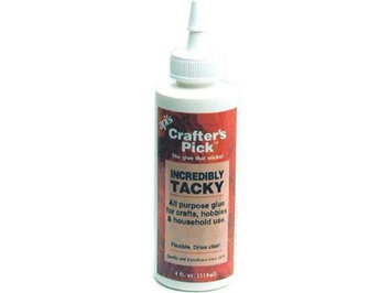Crafters Pick 492208 Incredibly Tacky-4 Ounces