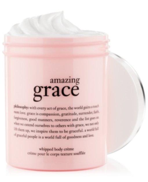 Philosophy philosophy amazing grace whipped body creme, 16 oz