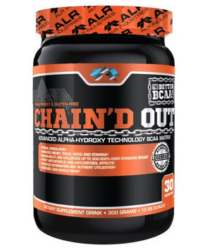 ALR Industries Chain'd Out, Blue Raspberry, 30 Servings