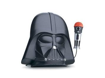 KIDdesigns SW160EE DARTHVADER VOICE CHG BOOMBOX