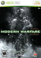 Infinity Ward Call of Duty: Modern Warfare 2 Hardened Edition