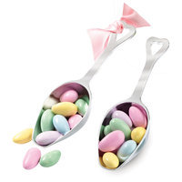 Wilton Candy Scoops, Silver
