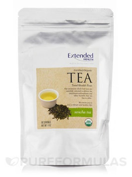 Extended Health Sencha Tea Organic loose 4oz