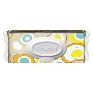 Huggies Wipes HUGGIES Soft Skin Baby Wipes 56 Count Flip Top (Package of 8- 448