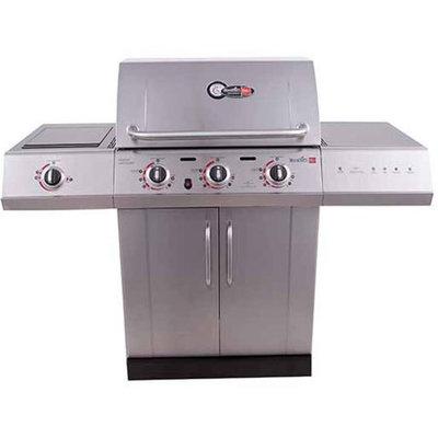 Char-Broil Gourmet 3-Burner TRU-Infrared Propane Gas Grill with Side Burner