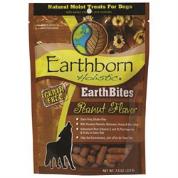 Earthborn Holistic EarthBites Peanut Flavor Dog Treats