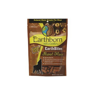 Earthborn Holistic EarthBites Peanut Flavor Dog Treats