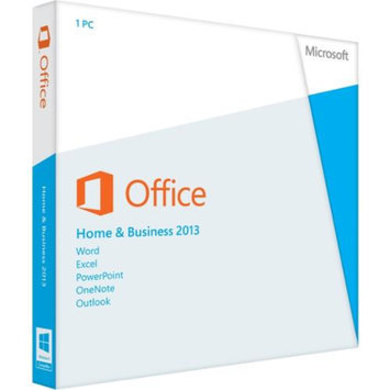 Microsoft MICROSOFT T5D-01799 OFFICE HOME & BUS 2013 SPANISH