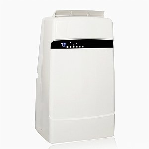Whynter LLC ECO-FRIENDLY 12000 BTU Dual Hose Portable Air Conditioner with Heater