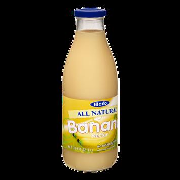 Hero All Natural Banana Nectar