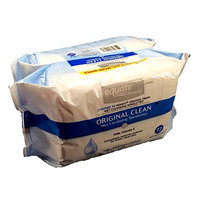 Equate Original Clean Wet Cleansing Towelettes With Vitamin E 144ct Twinpack- Compare To Pond's