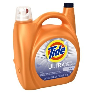 Tide 2x 138oz Non-HE Ultra Stain Release Laundry Detergent
