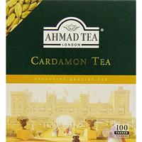 Ahmad Tea Cardamom Tea, 100-Count Units (Pack of 6)