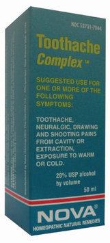 Nova Homeopathic Toothache Complex 1.7 OZ