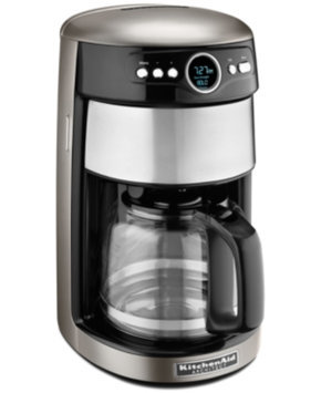 Kitchenaid KitchenAid KCM1402ACS Architect 14 Cup Coffee Maker