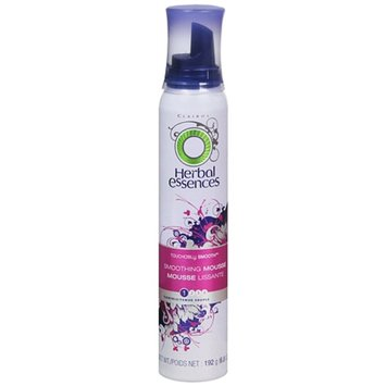 Herbal Essences Touchably Smooth Smoothing Hair Mousse