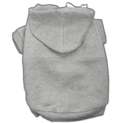 Mirage Dog Supplies Blank Hoodies Grey L (14)