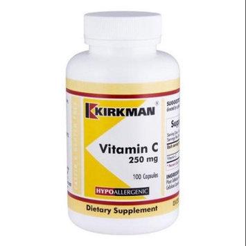Kirkman Vitamin C 250 mg - 100 Capsules