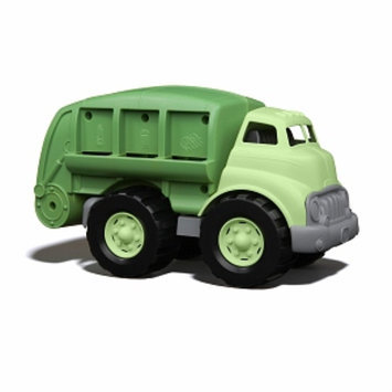 Green Toys Recycling Truck, Ages 3+, 1 ea