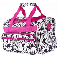 Leaf World Traveler Scroll Collection Travel Duffle Bag