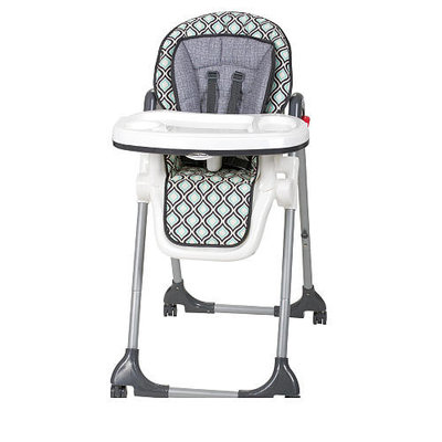 Baby Trend Tempo High Chair - Catalina Ice