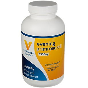 The Vitamin Shoppe Evening Primrose Oil