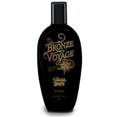 Swedish Beauty Bronze Voyage International Dark Bronzing System Tanning Lotion 8.5 oz