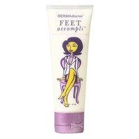 DERMAdoctor Feet Accompli, Ultimate Antifungal Pedicure Cream 4 oz (120 ml)