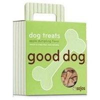 Sojos Good Dog Apple Dumpling Dog Treats 8oz
