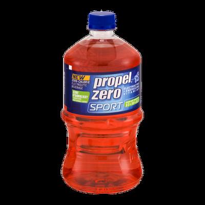 Propel Zero Sport Electrolyte Zero-Calorie Beverage Kiwi Strawberry