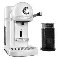 KitchenAid Nespresso with Aeroccino Plus Bundle