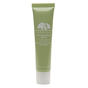 Origins A Perfect World UV Face Protector with White Tea