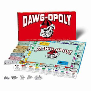 Late For The Sky Late for the Sky DAWG University of Georgia Dawgopoly Board Game